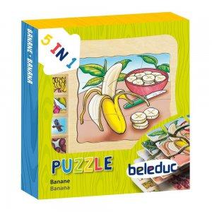 Lagen Puzzle Banane